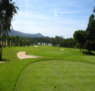 Blue Canyon Country Club, Lakes Course