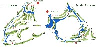 Austin Hills Golf Resort - Layout