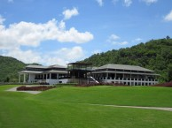 Black Mountain Golf Club - Clubhouse