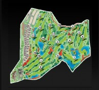 Black Mountain Golf Club - Layout