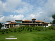 Penang Golf Club - Clubhouse