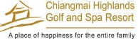 Chiang Mai Highlands Golf and Spa Resort - Logo