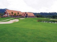 Mission Hills Phuket Golf Club Resort and Spa - Clubhouse