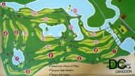 Dancoon Golf Club - Layout