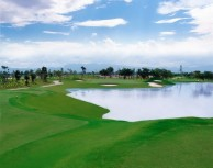 Gassan Lake City Golf Club and Resort - Green