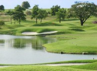 Burapha Golf Club - Green