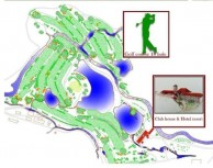 Katathong Golf Resort & Spa - Layout