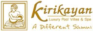 Kirikayan Luxury Villas and Spa - Logo