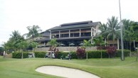 Kota Permai Golf & Country Club - Clubhouse