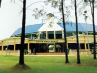 Kudat Golf Club - Clubhouse