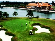 Kudat Golf Club - Green