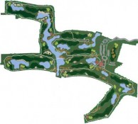 Thai Country Club - Layout
