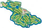 Cascata Golf Club - Layout