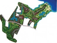 Mission Hills Phuket Golf Club Resort and Spa - Layout
