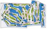 Palm Hills Golf Resort and Country Club - Layout