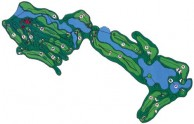 St. Andrews 2000 Golf Club - Layout
