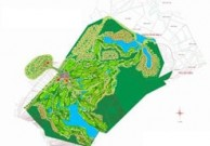 Chi Linh Star Golf & Country Club - Layout