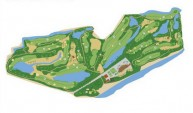 Ocean Dunes Golf Club - Layout
