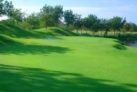 Emerald Golf Club - Layout