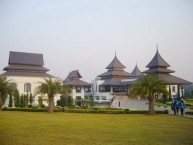 Mae Moh Golf Course - Clubhouse