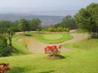 Mae Moh Golf Course - Green
