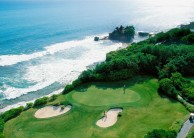 Nirwana Bali Golf Club - Green