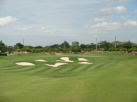 Panya Indra Golf Club - Green