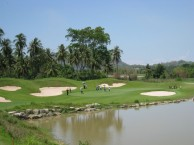 Pleasant Valley Golf & Country Club - Green