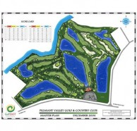 Pleasant Valley Golf & Country Club - Layout