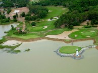 Plutaluang Royal Thai Navy Golf Course - Green