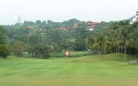 Pulai Springs Country Club, Melana Course - Green