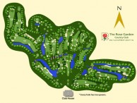 Rose Garden Golf Club - Layout