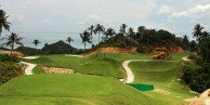 Royal Samui Golf and Country Club - Layout