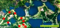 Clearwater Sanctuary Golf Resort - Layout
