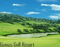 Gemas Golf Resort - Green