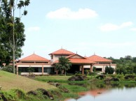 Kajang Hill Golf Club - Clubhouse