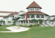 Kuala Lumpur Golf & Country Club, East Course - Clubhouse