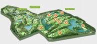 Lao Country Club - Layout