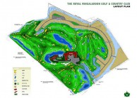 Royal Mingalardon Golf and Country Club - Layout