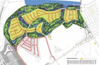 Crystal Bay Golf Club - Layout