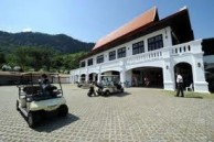 Luang Prabang Golf Club - Clubhouse