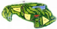 Ponderosa Golf & Country Club - Layout