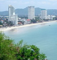 One Week Hua Hin Golf Package