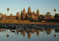 Siem Reap Cambodia Golf and History Tour