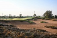 Jumeirah Golf Estate, Fire Course
