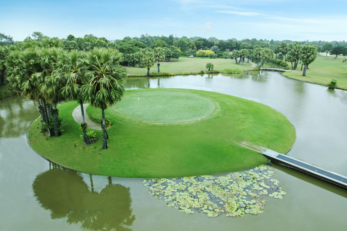 Image result for Krung Kavee Golf Course & Country Club Estate