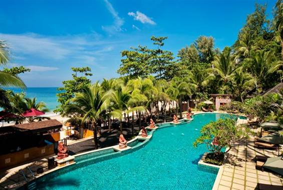 Andaman White Beach Resort Et