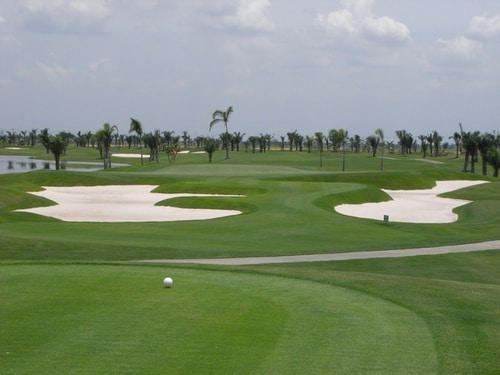 Ayutthaya Golf Club Photos