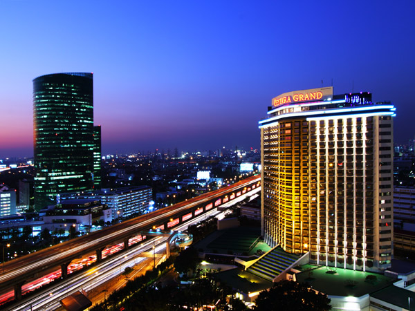 Centara Grand @ Central Plaza Ladprao Bangkok