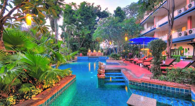 Citin Garden Resort, Pattaya